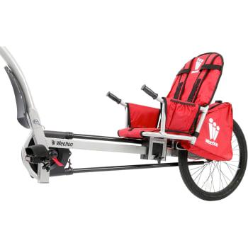 WeeHoo iGO Turbo Child Seat Trailer