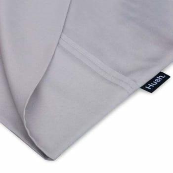 Hush® Iced Cooling Sheet and Pillowcase Set - Grey - King
