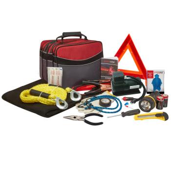 Justin Case® Road Rescue Kit - 39 Pieces