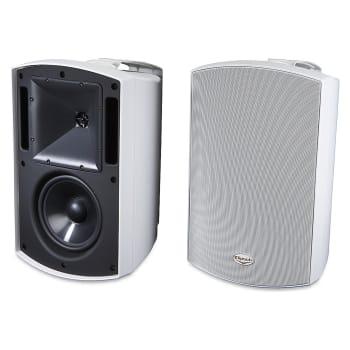 Klipsch® AW-650W Outdoor Speaker - White - Set of 2