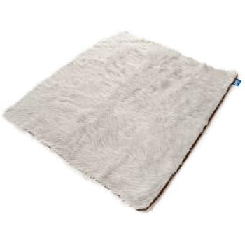 Paw Canada PupProtector™ Waterproof Throw Blanket - Light Grey