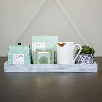 Peter & Paul's Gifts Sea & Tea Gift Basket