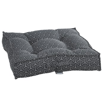 Bowsers Piazza Bed - Large - Cosmic Grey