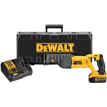 DeWalt 20V Cordless Reciprocating Saw Kit