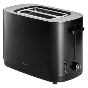 Zwilling Enfinigy 2 Short Slots Toaster - Black