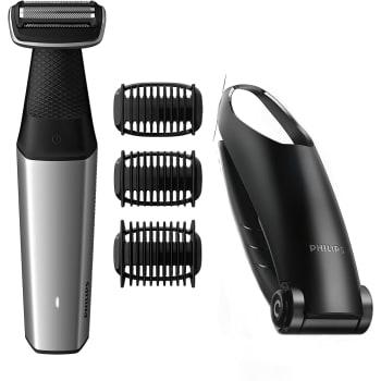 Philips Bodygroom Plus Series 5000 Showerproof Body Groomer