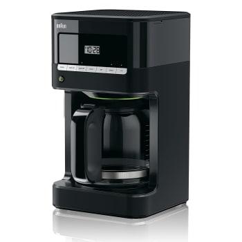 Braun BrewSense Drip 12-Cup Coffee Maker - Black