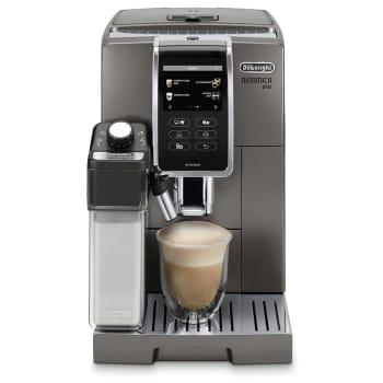 De`Longhi Dinamica Plus Smart Coffee & Espresso Machine - Titanium