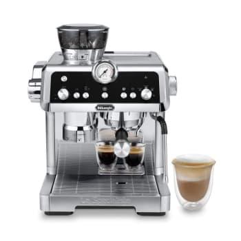 De'Longhi La Specialista Prestigio Manual Espresso Machine