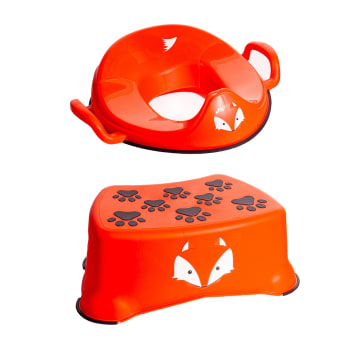 My Carry Potty My Little Trainer Seat & Stool - Fox