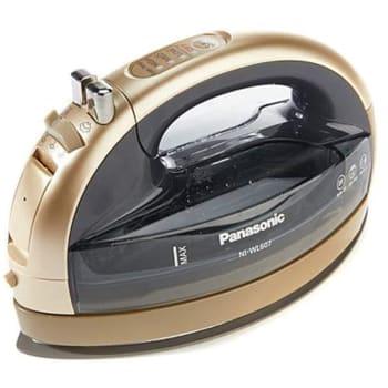 Panasonic Cordless 360º Freestyle™ Steam/Dry Iron – Champagne