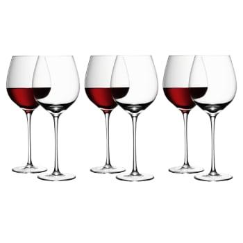 LSA International Red Wine Glass - Set of 6