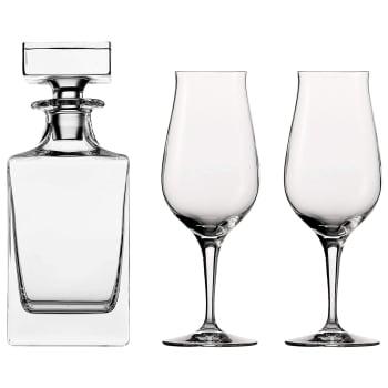 Spiegelau Whisky Snifter Premium 3-Piece Set