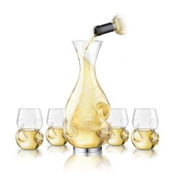 Final Touch® L'Grand Conundrum Aerator Decanter Set
