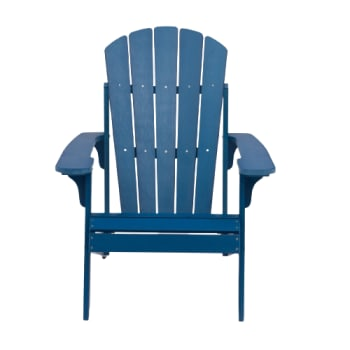 Tanfly Adirondack Chair - Navy Blue