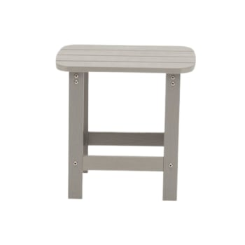 Tanfly Side Table - Light Grey