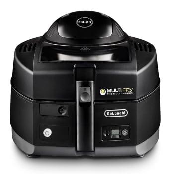 De'Longhi MultiFry Air Fryer and Multicooker – Black