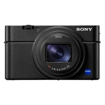 SONY® Cyber-shot DSC-RX100 VII Digital Camera - Black