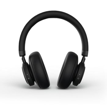 JAYS q-Seven ANC Wireless Over-Ear Headphones - Black