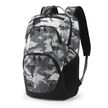 High Sierra Swoop SG Backpack – Scribble Camo