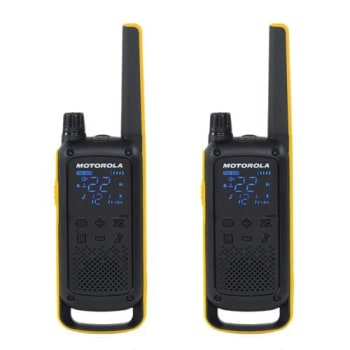 Motorola TalkAbout T472 GMRS Two Way Radios – Dual Pack