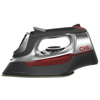 CHI® Electronic Iron with Retractable Cord
