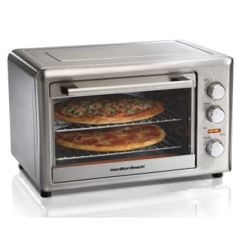 Hamilton Beach® Countertop Oven with Convection & Rotisserie