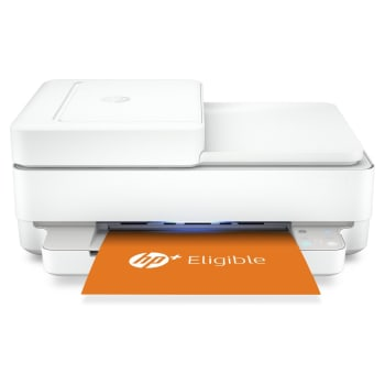 HP ENVY 6455e All-in-One Printer w/ 6 months free ink through HP Plus