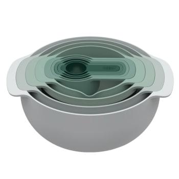 Joseph® Joseph Nest™ 9 Plus Food Preparation Set - Sage