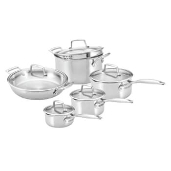 Zwilling Energy X3 10-Piece Cookware Set