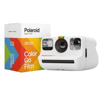 Polaroid Go Instant Camera Everything Box – White