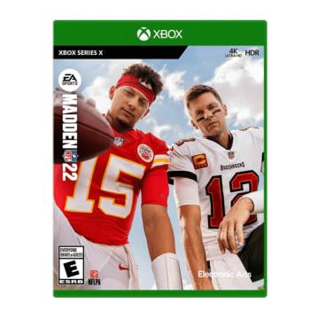 Madden NFL 22 – Xbox Series X