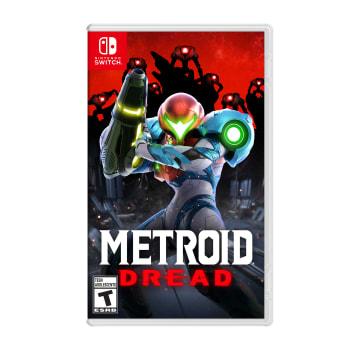 Metroid Dread – Nintendo Switch – PREORDER