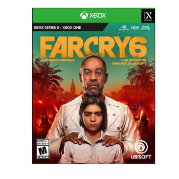Far Cry 6 – Xbox Series X/Xbox One – PREORDER