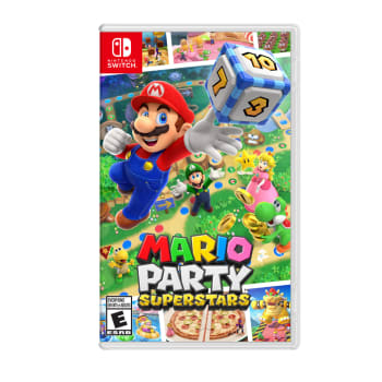 Mario Party Superstars – Nintendo Switch - PREORDER