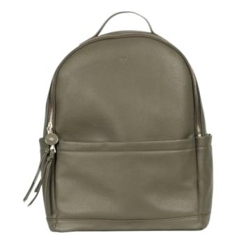 Ela Backpack – Khaki Pebble