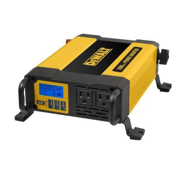 DeWalt DXAEPI1000 1000-Watt Power Inverter