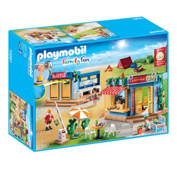 Playmobil Large Campground