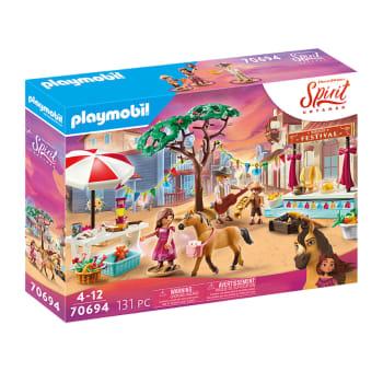 Playmobil Spirit Untamed Miradero Festival