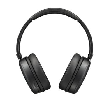 JVC HA-S91BN Over-Ear Wireless ANC Headphones – Black