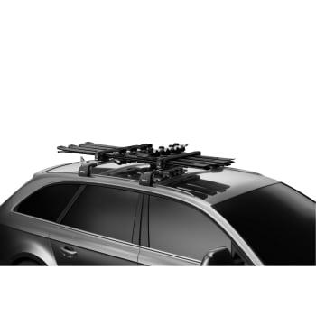 Thule SnowPack L Ski/Snowboard Rack – Black