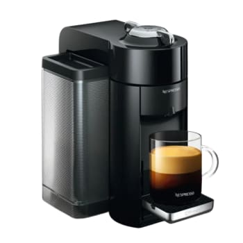 Nespresso Vertuo Coffee and Espresso Machine - Black