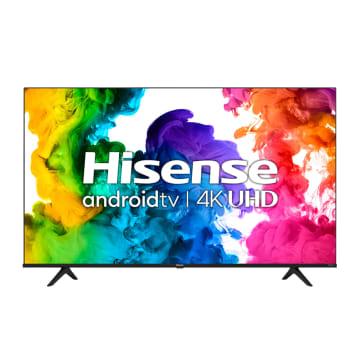 """Hisense A68G Series (2021) 50"""" 4K UHD Android TV"""