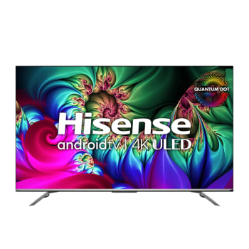"Hisense U78G Series (2021) 75"" 4K ULED™ Android TV with Quantum Dot Technology"