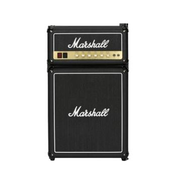 Marshall Black Edition 3.2 Medium Capacity Bar Fridge – Black