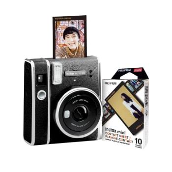 Fujifilm Instax Mini 40 Camera Bundle with Film Pack