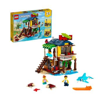 LEGO Creator 3-in-1 Surfer Beach House