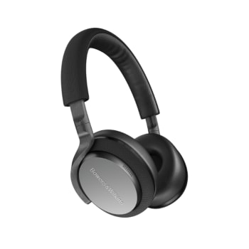 Bowers & Wilkins PX5 On-Ear Noise Cancelling Wireless Headphones - Space Grey