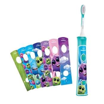 Philips Sonicare for Kids Rechargeable Electric Toothbrush with Built-in Bluetooth