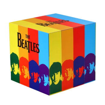 Eaglemoss Collections The Beatles Advent Calendar